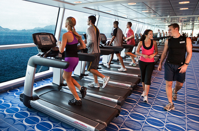 Ways to Stay Healthy on a Cruise