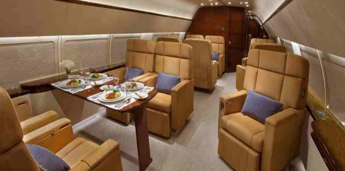 What to Look for When Chartering a Jet in Los Angeles