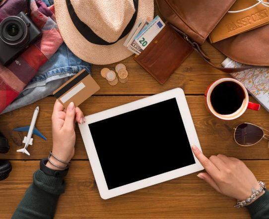 How Technology has Improved Travelling