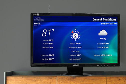 How Earth Networks & WeatherSTEM Are Working Together